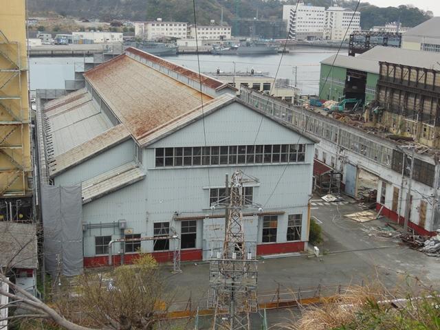 旧砲架組立工場