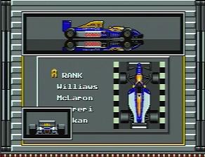 中嶋悟監修 F1 HERO MD