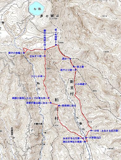 70大川地図