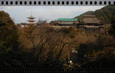 清水寺の全貌
