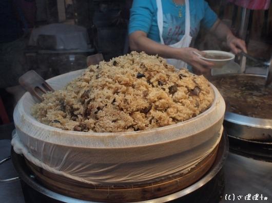 呉記蟹羹-油飯3