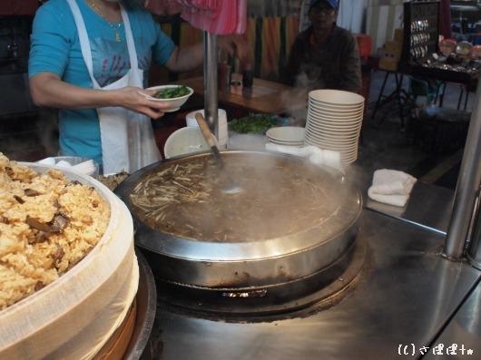 呉記蟹羹-油飯4