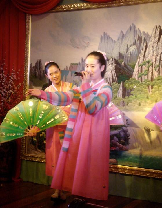 上海北朝鮮22