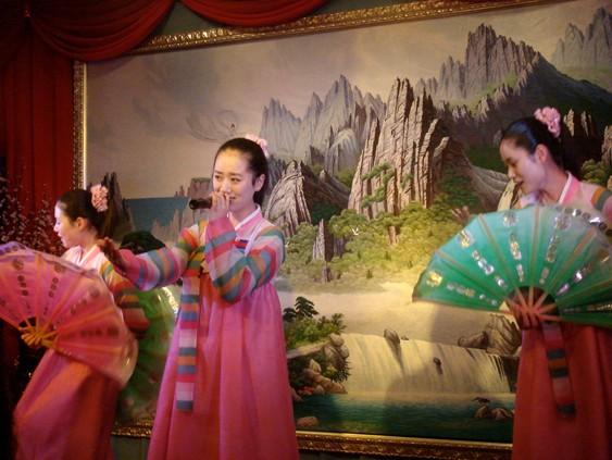 上海北朝鮮11