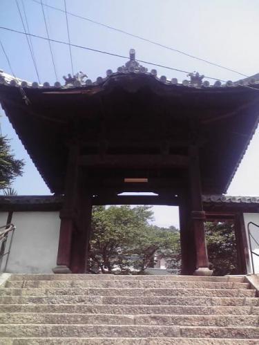 宝土寺山門