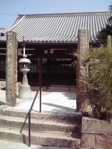 宝土寺本堂