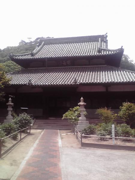 慈観寺本堂
