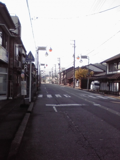 越中八尾駅前通り5