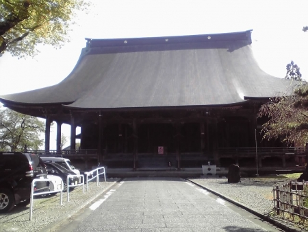 聞名寺本堂