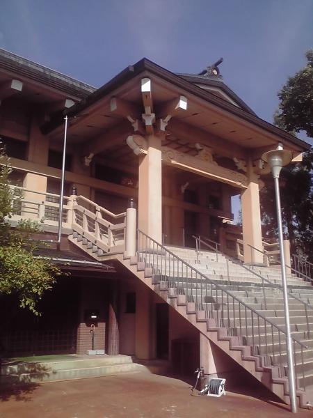 真宗寺本堂2
