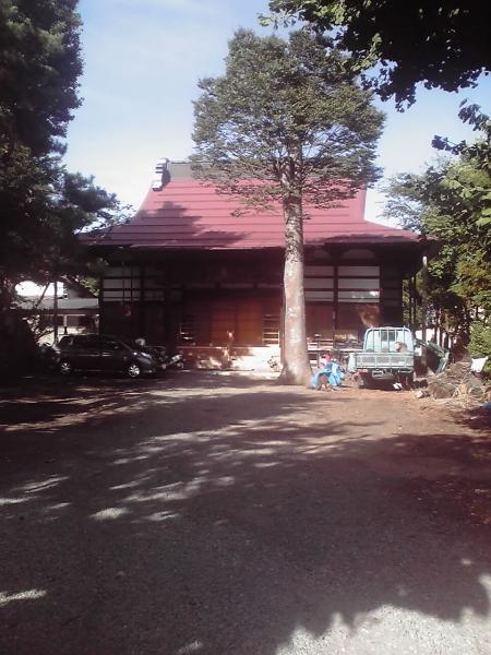 本学寺本堂