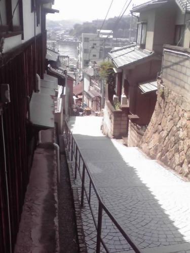 古寺巡りの道