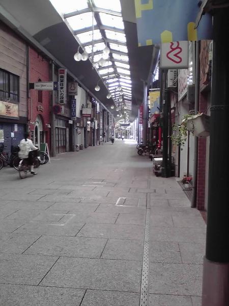 商店街風景