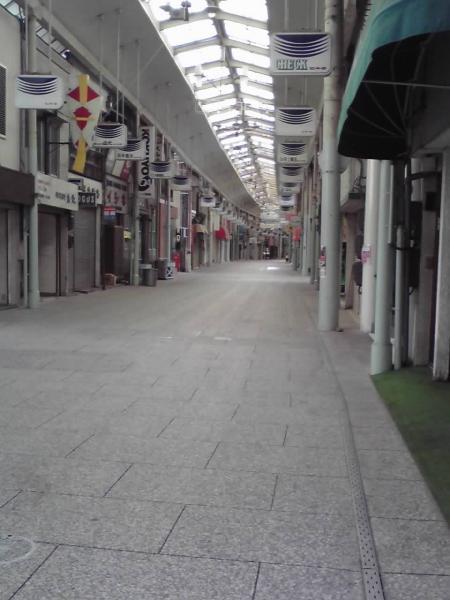 商店街風景2