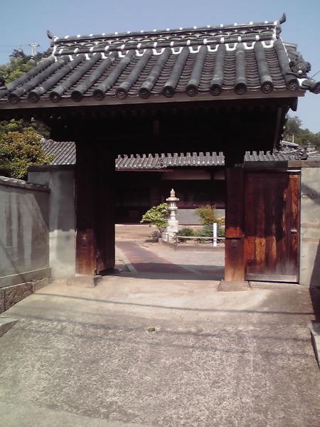 慈観寺山門