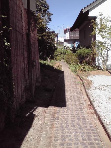 寺めぐり遊歩道1