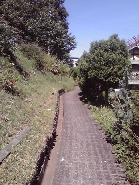 寺めぐり遊歩道2