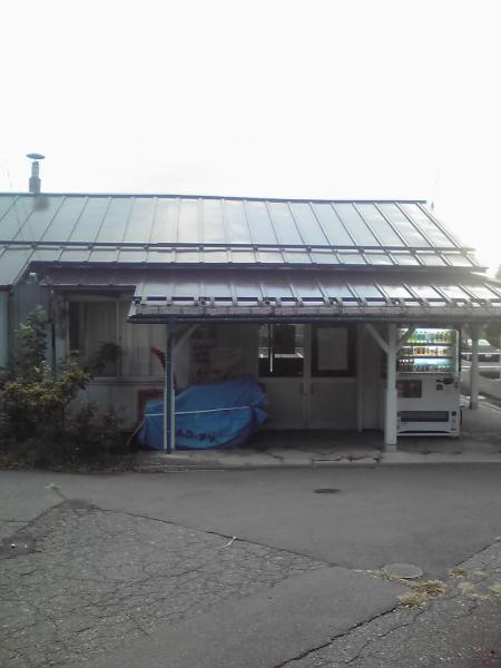 上今井駅舎