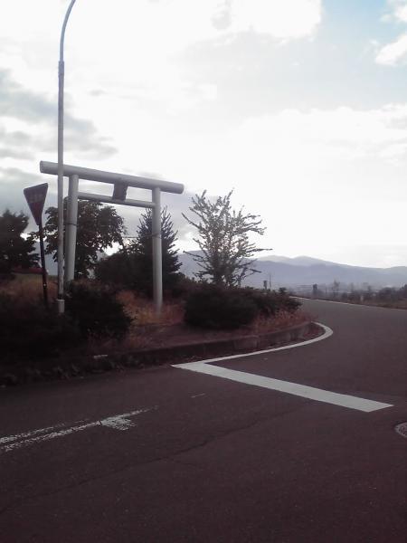 上今井駅郊外の風景2