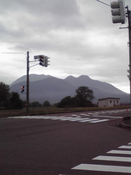 飯山バイパス沿い