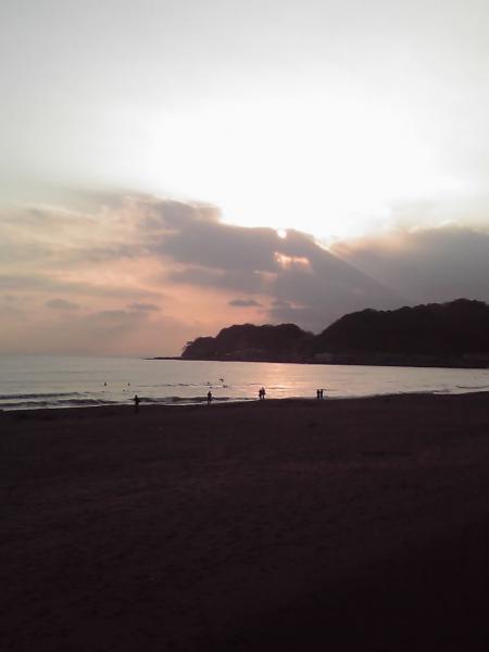 稲村ケ崎遠景