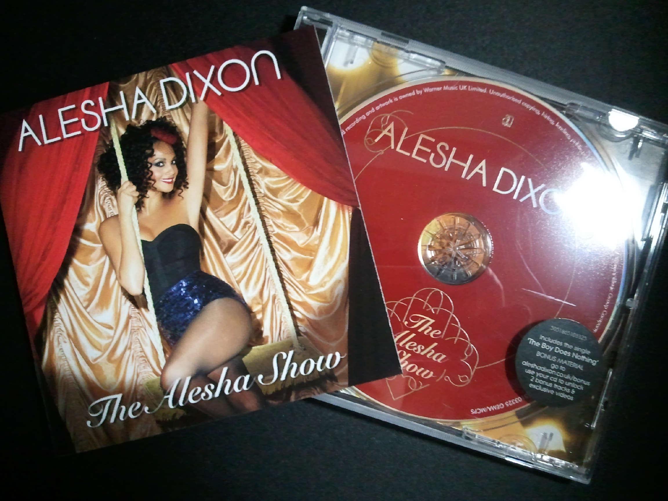Alesha Dixon The Alesha Show