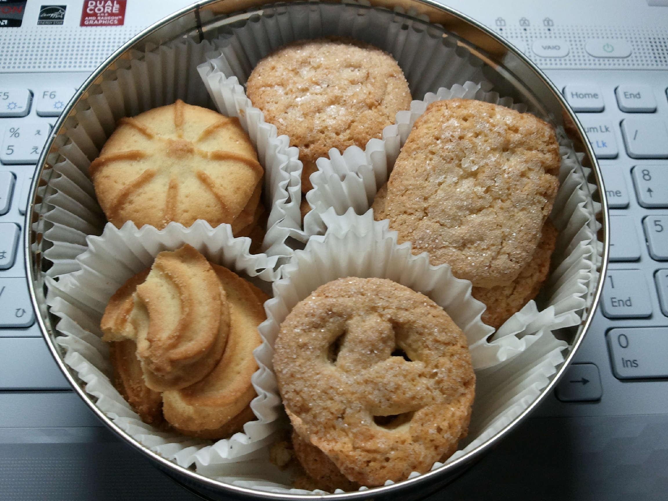 ヤコブセン バタークッキー