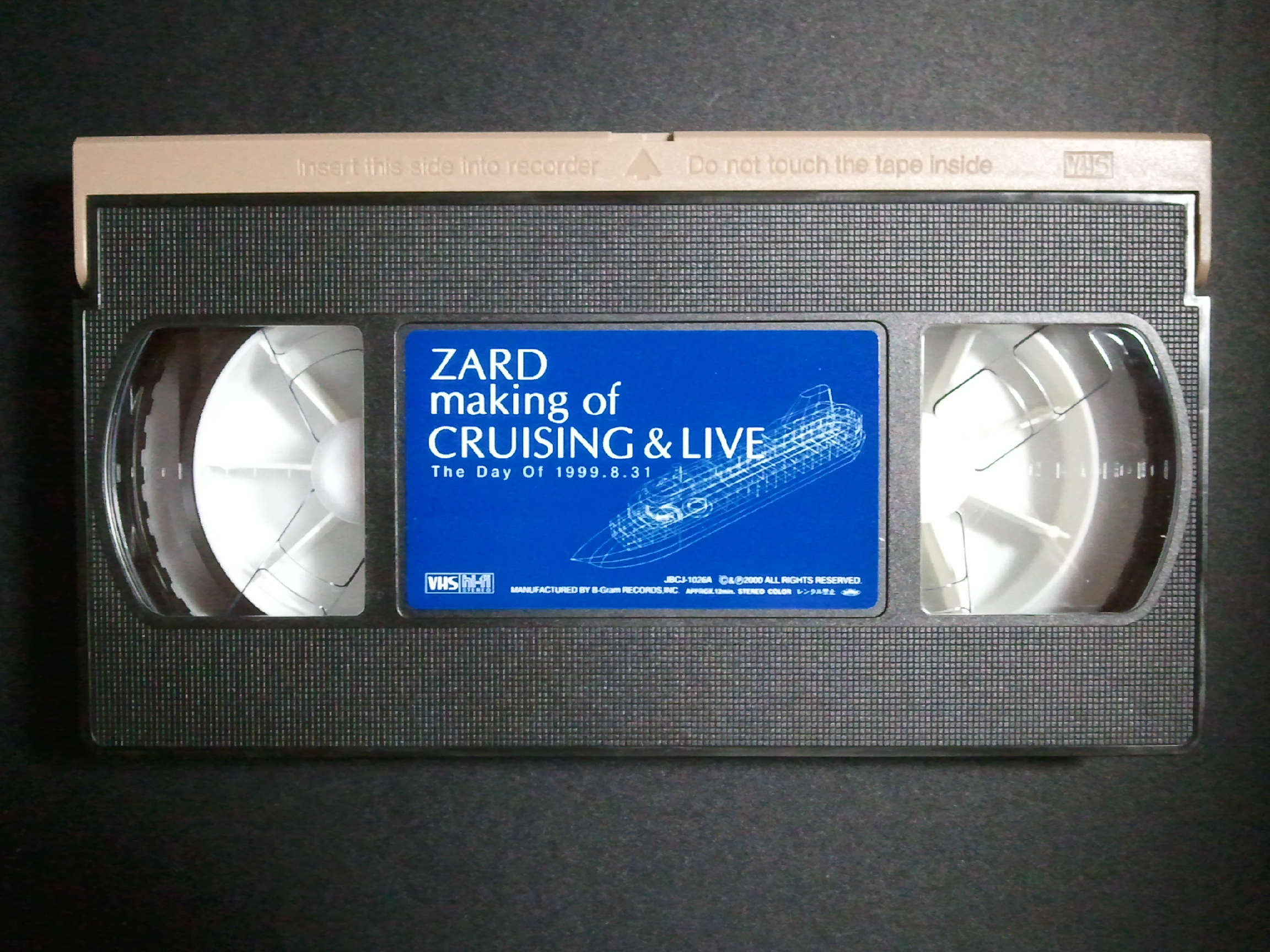 Zard Making of Cruising & Live
