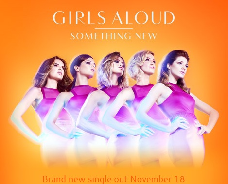 Girls Aloud Someting New nov18