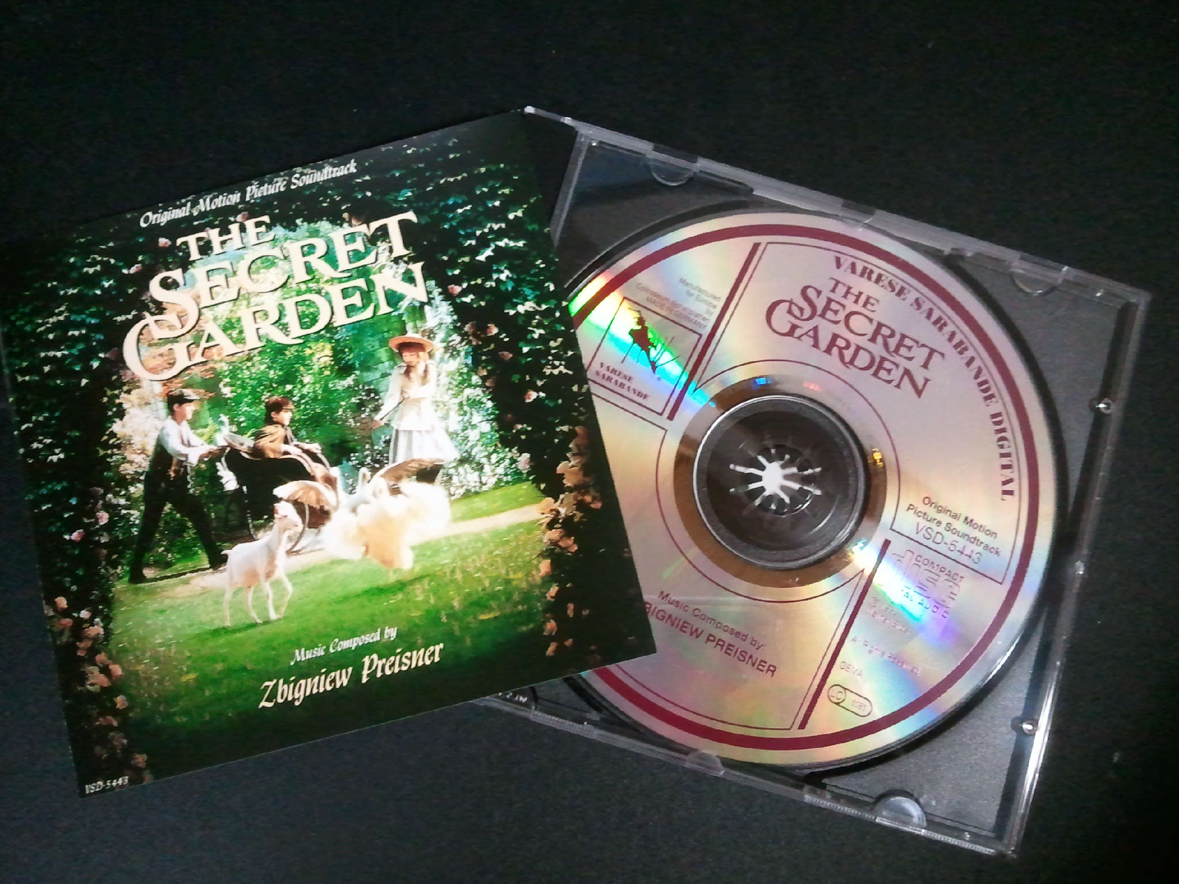 Secret Garden soundtrack