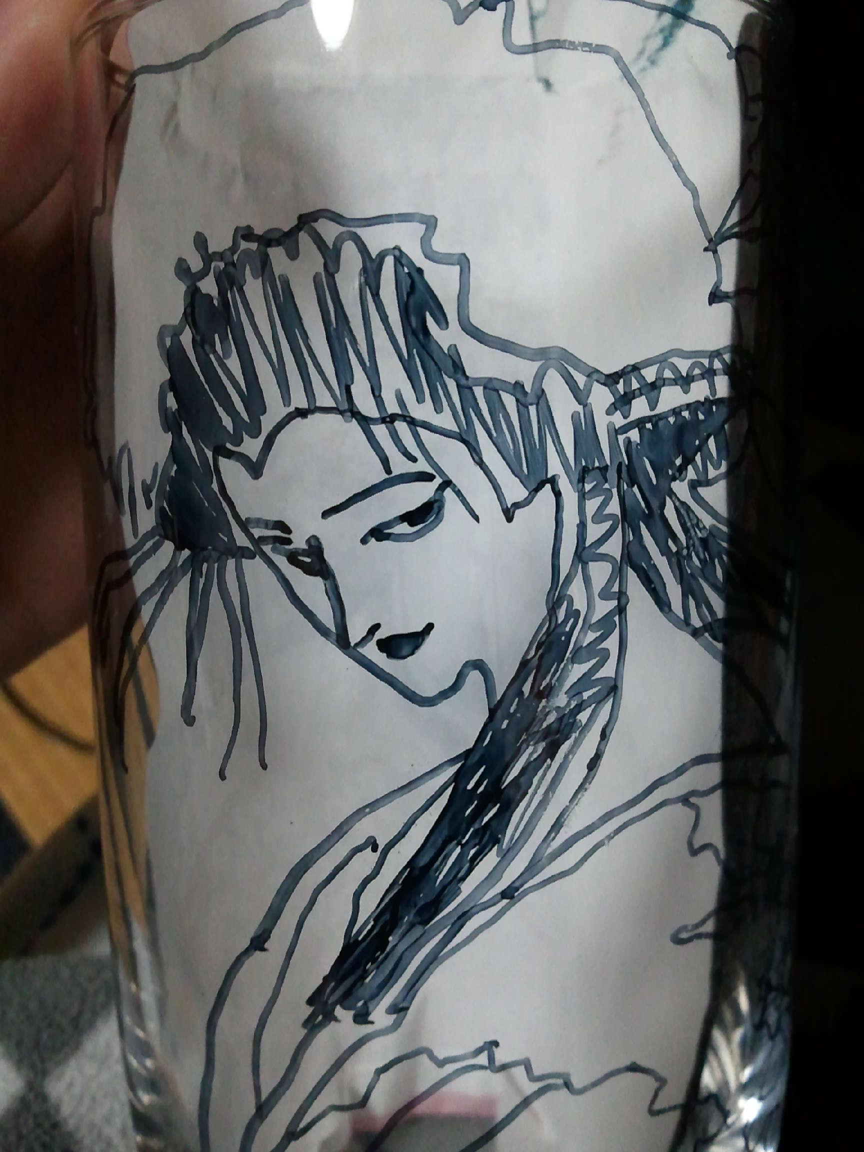桜姫 下絵