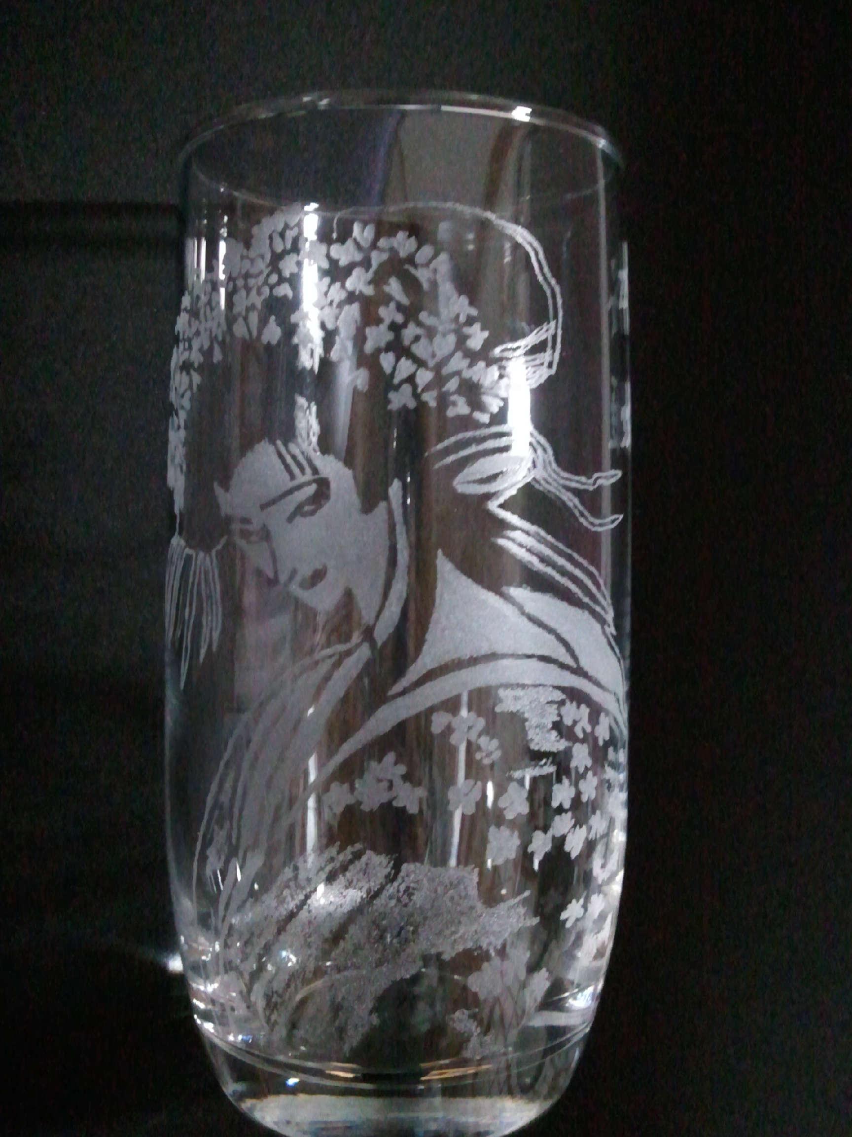 痛グラス 桜姫 1