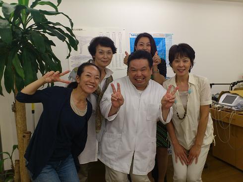 須崎先生と食育指導士