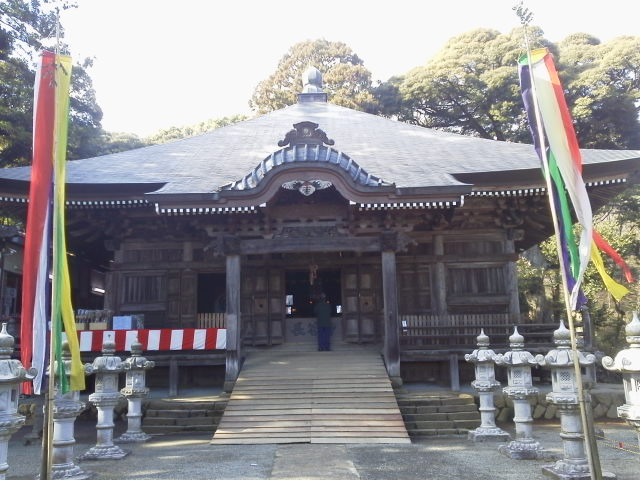 井山観音本堂