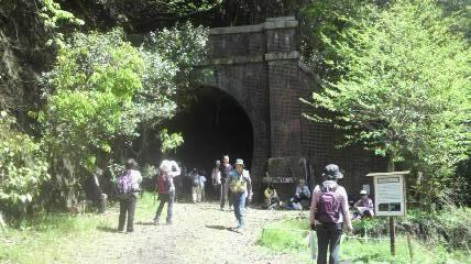 3つ目のトンネル