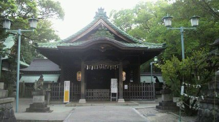 8月28日の深川神社