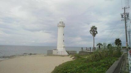 R247野間灯台
