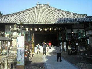興正寺本堂