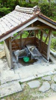 岩伏の冷泉2