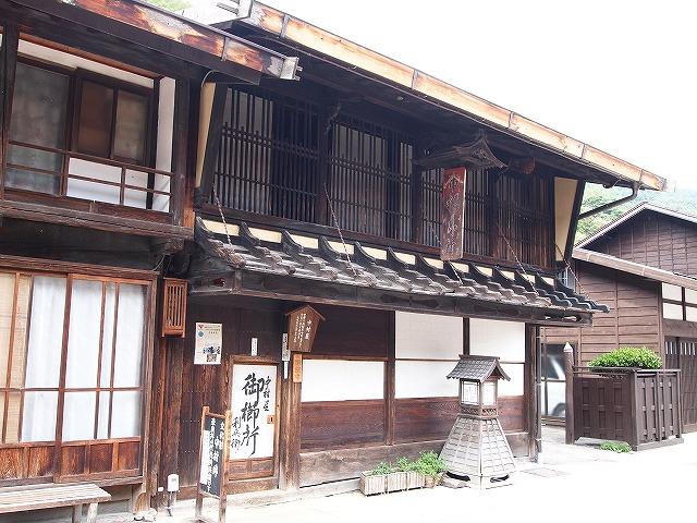 029奈良井宿