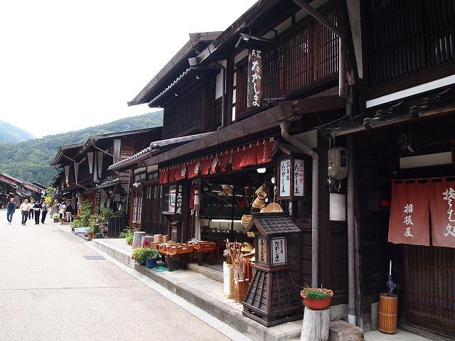 043奈良井宿