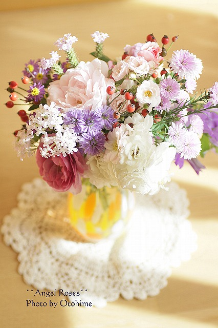 IMG_2653お庭の花達