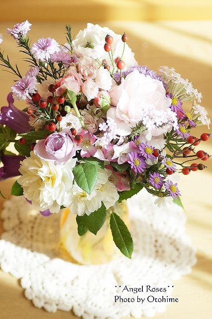 IMG_2671お庭の花達