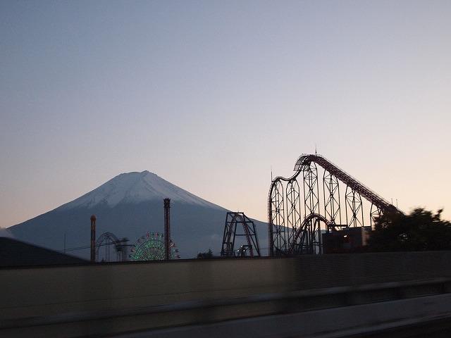 202富士山