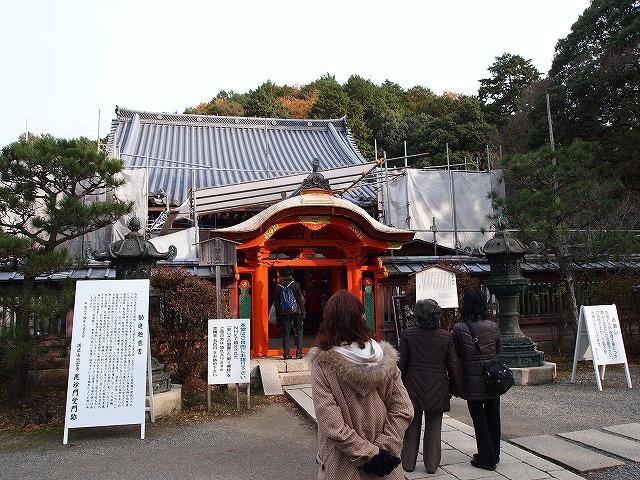 002毘沙門堂