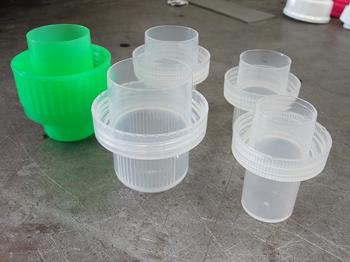 信和技研 / 洗剤容器キャップ用パーツフィーダー