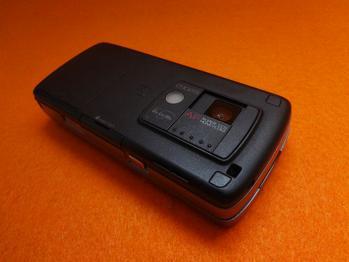 手持ちの携帯電話をご紹介 [Docomo 0902is]