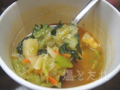 DSC03567_20141122_02_おどろき野菜 具だくさんスープ Specialカムジャタン