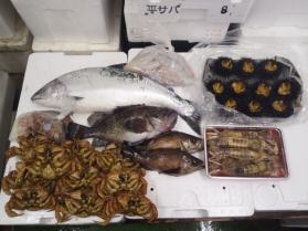 8鮮魚セット430