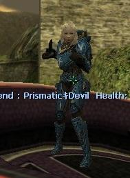 Prismatic‡Devil